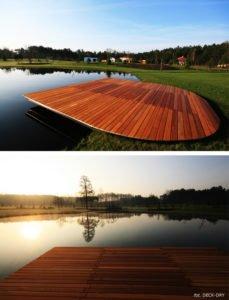 Tarasy Drewniane Deck-Dry zdjęcia z realizacji