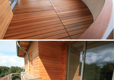 Tarasy drewniane Galeria Tarasu