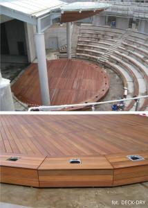 Podesty Drewniane na Taras - zdjęcie Deck-Dry