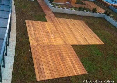Budowa Tarasów Drewnianych Deck-Dry małopolska