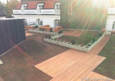 Budowa Tarasów Hotele Rezydencje Deck-Dry Kraków