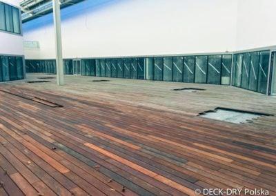 Budowa tarasu drewnianego Deck-Dry Kraków