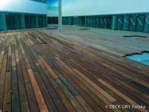 Budowa tarasu drewnianego Deck-Dry mazowieckie