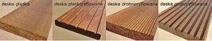 Deska tarasowa - Doradzimy jaką deskę masz wybrać - gładką czy ryflowaną ?