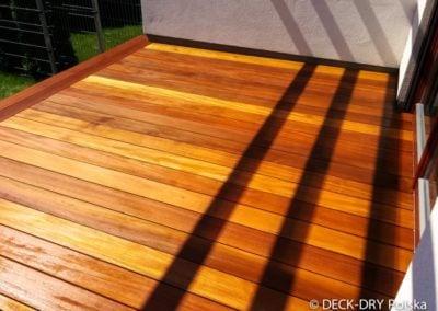Deska Tarasowa gładka - montaż tarasów Deck-Dry