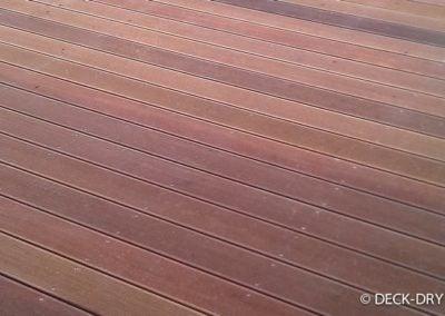Deska Tarasowa Ryflowana na tarasie Deck-Dry Poznań