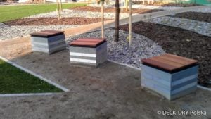 Deski drewniane wykończnie mazowieckie Deck-Dry