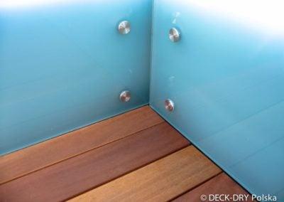 Deski podłogowe i Detal balustrady Deck-Dry