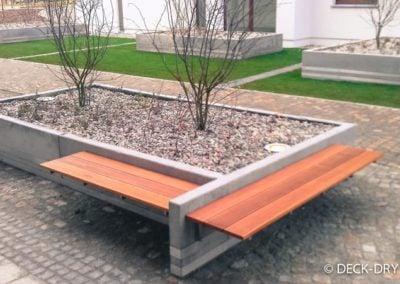 Deski tarasowe montaż ławek Katowice