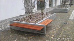 Deski z Drewna na ławce - Deck-Dry śląsk