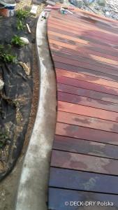 legary tarasowe zawsze z tworzywa sztucznego 30x50 mm pcv