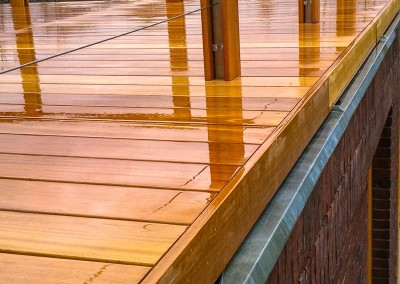 Drewno Egzotyczne Balustrady i Taras - śląsk