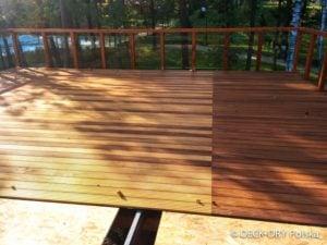 Drewno Tarasowe na Tarasie Deck-Dry wielkopolska