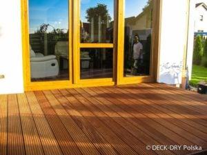 Drewno Tarasowe przydomowe Deck-Dry mazowieckie