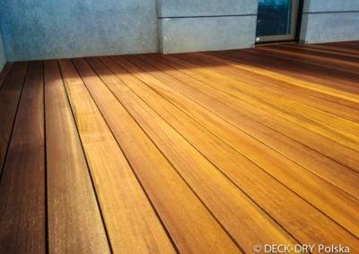 Gładka deska tarasowa Deck-Dry