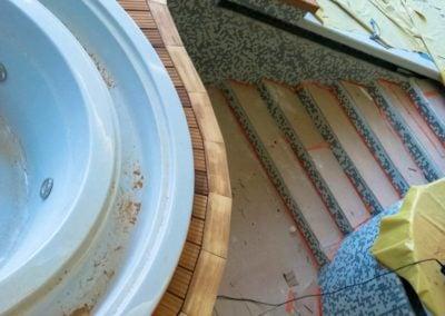 Montaż drewnianych tarasów