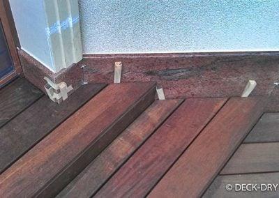 Montaż Tarasu Deck-Dry Taras drewniany Wrocław