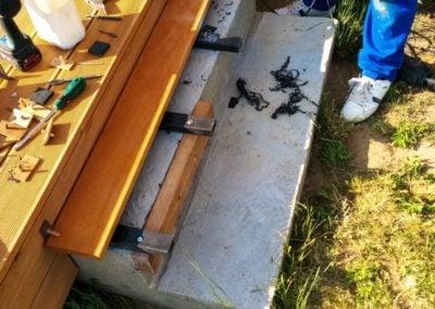 Montaż Tarasu Drewnianego - Taras Deck Dry