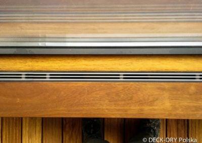 Obudowa drewniana Deck-Dry tarasy