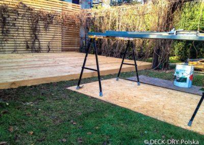 Ogrodzenia i Elewacje Drewniane Montaż Deck-Dry Poznań