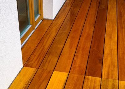 Podłogi drewniane system tarasowy Deck-Dry śląsk