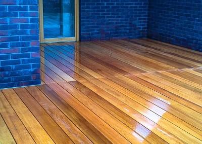 Podłogi z drewna egzotycznego Deck-Dry wielkopolska