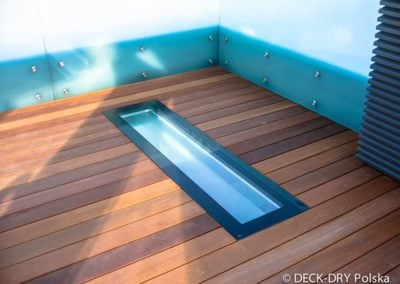 pomysł na taras na dachu