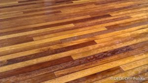 Producent Drewnianych Schodów na Taras Deck-Dry śląsk