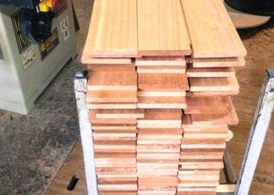 Produkcja deski tarasowej Deck-Dry Polska