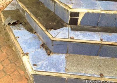 Schody Drewniane na taras Deck-Dry Dolnośląskie