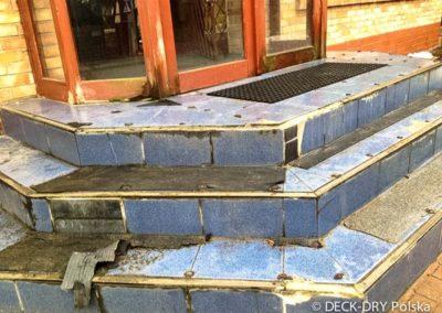 Schody Drewniane na taras Deck-Dry Wrocław