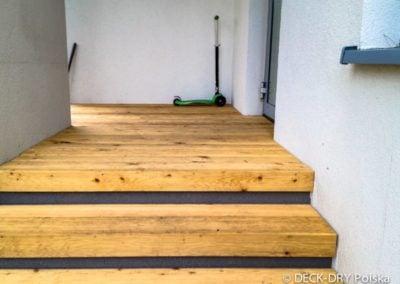 Schody Drewniane Tarasowe Ogrodowe wielkopolska