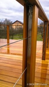 wybierz własny projekt balustrady w twoim drewnianym tarasie