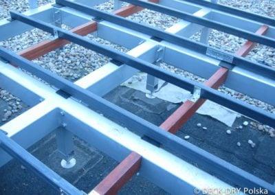 System Tarasowy konstrukcja Deck-Dry małopolska