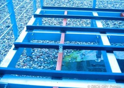 System Tarasowy podbudowa Deck-Dry montaż małopolska