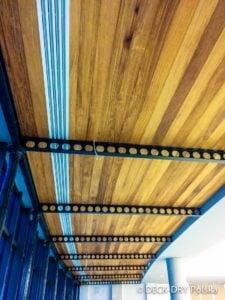 Taras Drewniany w suficie Deck-Dry