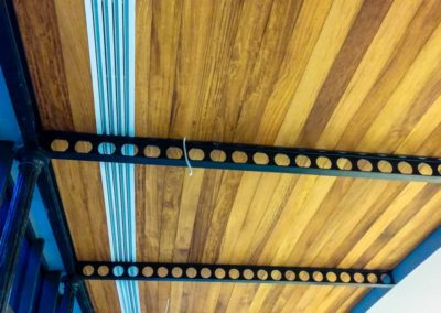 Taras Drewniany w suficie Deck-Dry mazowieckie