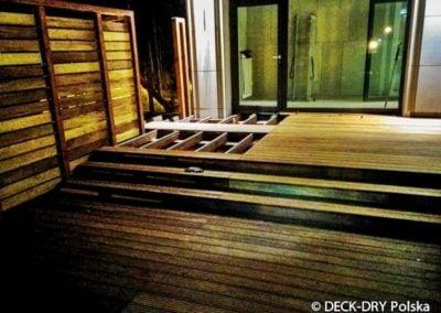 Tarasy Drewniane Katowice montaż Deck-Dry