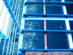 Tarasy Wrocaw - konstrukcja pod taras Deck-Dry