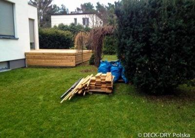 Zabudowa Tarasu Drewnianego wielkopolska Deck-Dry