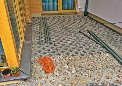 Zabudowy Tarasów Drewnianych montaż Deck-Dry