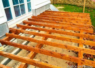 Zabudowy Tarasów - Tarasy Drewniane Deck-Dry wielkopolska