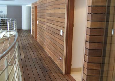 ścianka drewniana zabudowa, elewacje drewniane,