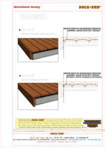 projektowanie sprzedaż montaż tarasów drewnianych