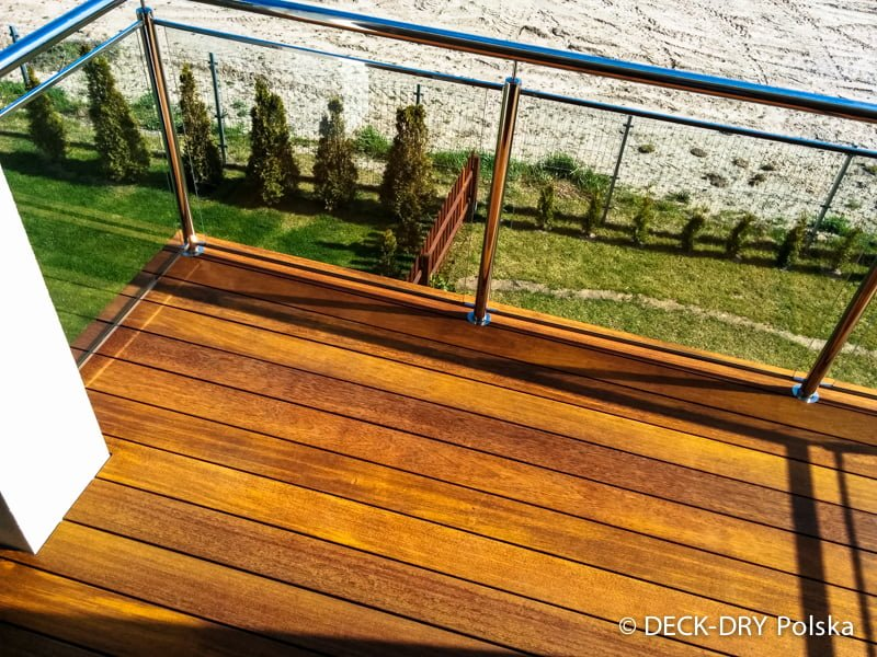 Drewniany Taras Balkon 13