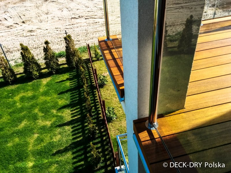 Drewniany Taras Balkon 9