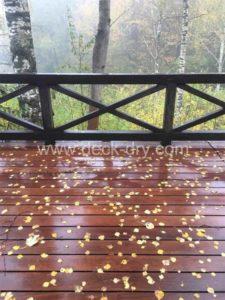 cumaru taras drewniany egzotyczny